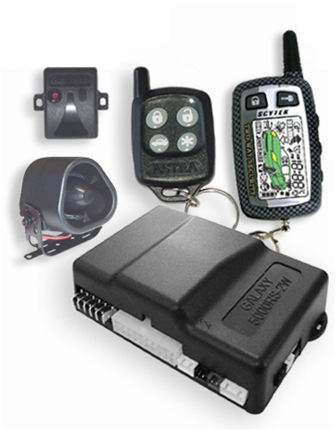 5000rs 2w 1 2 Way Car Alarm Remote Car Starter Keyless Entry