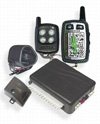 Astra 777 2 Way Car Alarm w/ LCD Pager and Keyless Entry w/ Relay Pack