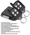 Keyless Entry (Commando KE-40) with 3 Relay Pack