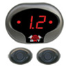 Reverse Backing Sensor Alarm with Wireless LCD and Audible Reverse Backup Alarm