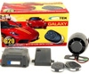 G20-PAC Car Alarm, Keyless Entry w/relay pack